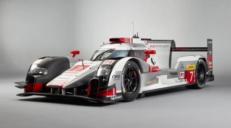 Con un renovado R18, Audi está listo para competir en 2015