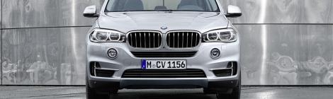 BMW X5 xDrive40e, el primer vehículo híbrido conectable de serie