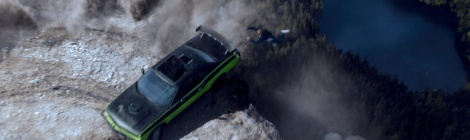 "Dodge y Universal Pictures promueven ""Fast & Furious 7"""