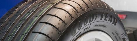 Goodyear presenta nuevos neumáticos con la calsificación AA