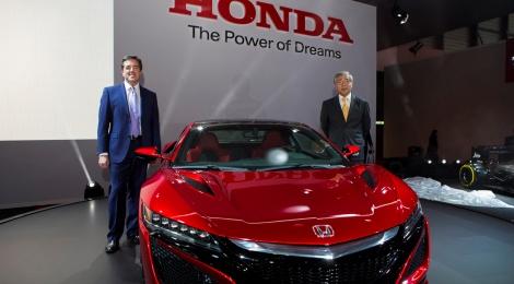 Renovación total de la gama y nuevos modelos de Honda en Ginebra
