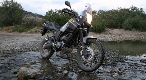 Yamaha Tenere 660, lista para todos los caminos