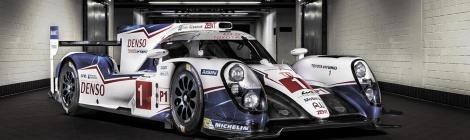 Toyota Racing: Se alista para el WEC 2015 y las 24 Horas de Le Mans