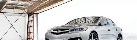 Acura ILX 2016, más potente y atractivo