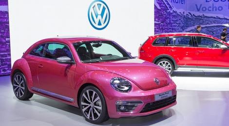 Volkswagen Beetle en NY, crece la familia