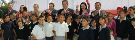 Nissan y ANDANAC inauguran en Aguascalientes su tercera escuela primaria
