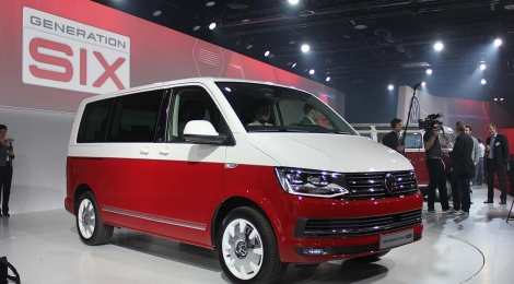 Volkswagen Vehículos Comerciales: La nueva T6