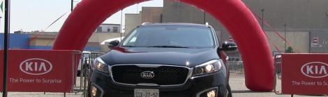 Kia inicia pruebas de manejo en México