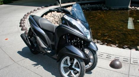 Tricity de Yamaha, una gran opción de movilidad