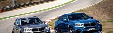 Nuevos BMW X5 M y X6 M ahora en México