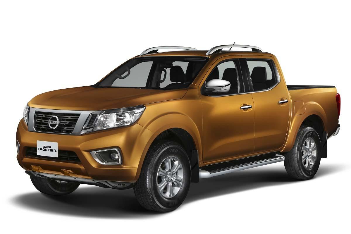 Nissan anuncia la llegada de la nueva NP300 Frontier 2016 a los