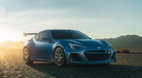 Subaru STI Performance Concept se presenta en Nueva York