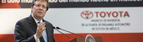 Toyota Corolla se fabricará en México