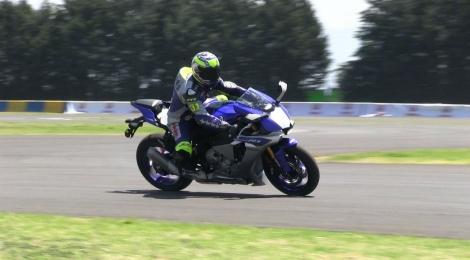 Yamaha FJ-09 y R1, más opciones para disfrutar