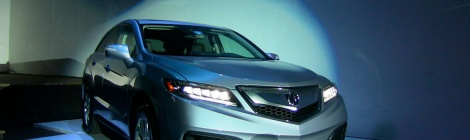 Acura RDX 2016 llega a México