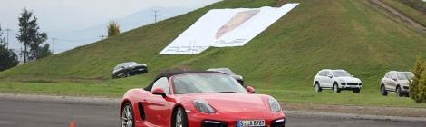 Porsche World Roadshow 2015: Máximo desempeño