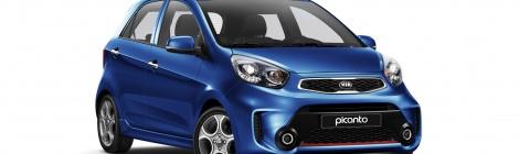 KIA Motors presenta al nuevo Picanto con un diseño exterior renovado