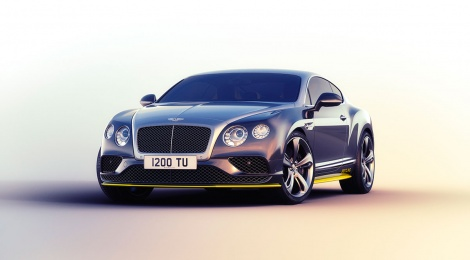 Bentley presenta Continental GT Speed Breitling Jet Team Series, su nueva edición limitada