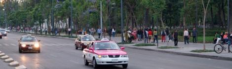 Nuevo Reglamento de Tránsito del D.F. : en compás de espera