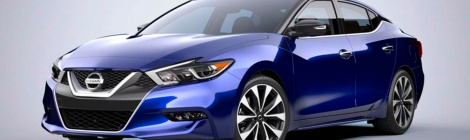 Nissan Maxima 2016, nuevo diseño y cambios para ofrecer un mejor desempeño