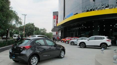 Mazda abre su agencia 54 en México