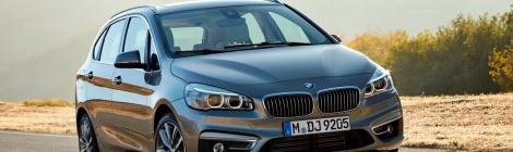 BMW Serie 2 Active Tourer disponible en México