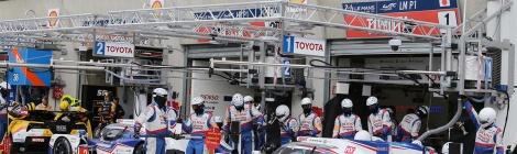 TOYOTA GAZOO RACING: A PUNTO PARA LAS 24 HORAS DE LE MANS