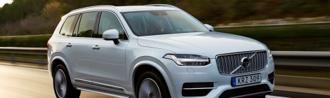 El motor Twin Engine del Volvo XC90 mayor potencia y rendimiento de combustible