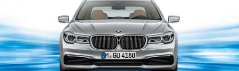 BMW Serie 7 ahora con motorización híbrida enchufable