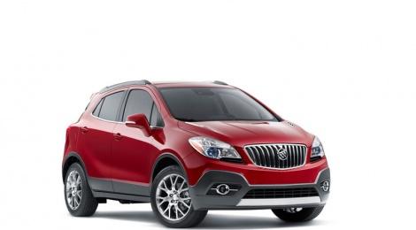 Buick Encore estrena motor y tecnología Start & Stop