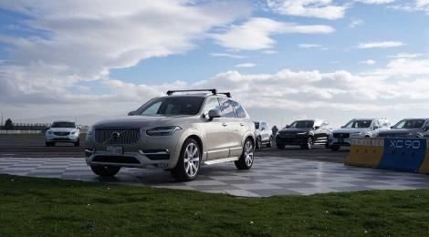 Volvo XC90, el símbolo de un nuevo comienzo