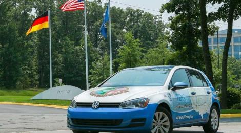 Golf TDI fabricado en México impone récord en eficiencia de combustible en Estados Unidos