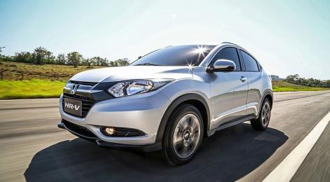 Honda HR-V 2016 a la venta en México