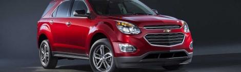 Chevrolet Equinox de regreso en México