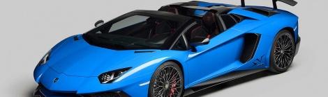 Lamborghini Aventador LP-750-4 Superveloce Roadster, ligero y con más potencia