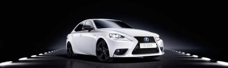 Lexus IS 300h Sport Edition, una serie especial distinguida