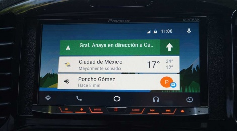 Pioneer Connected Car, funcionalidad al volante