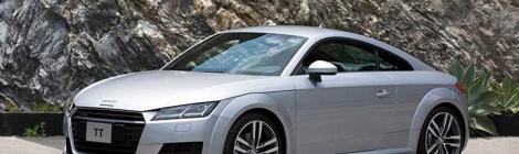 Audi TT y TTS, mejoras para seguir disfrutando