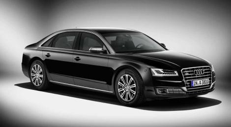 A8 L Security, el Audi más seguro