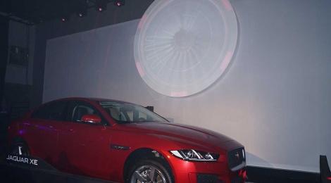Jaguar XE, un felino ligero y dinámico
