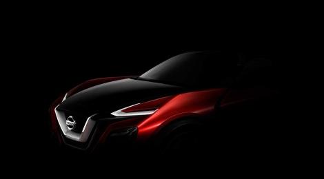 Nissan Gripz Concept incorpora elementos del mundo ciclista