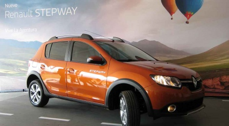 Renault Sandero Stepway renueva su imagen