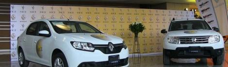NICE premia a sus vendedores con vehículos Renault