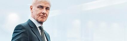 Matthias Müller, nuevo Presidente del Consejo Ejecutivo del Grupo Volkswagen