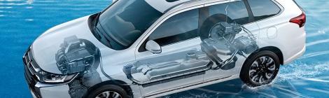 Mitsubishi Outlander PHEV, más que un SUV