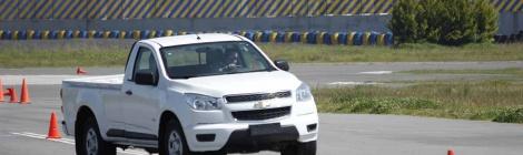 Chevrolet S10 -2016 De regreso al trabajo