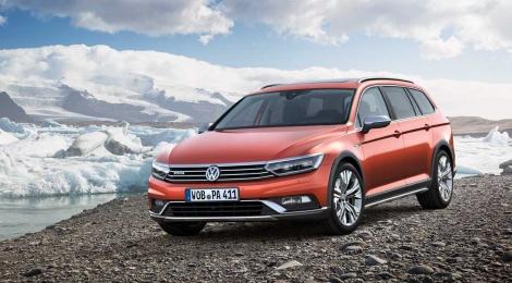 Volkswagen Passat Alltrack, para ir más allá