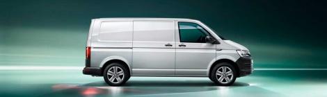 Volkswagen T6 presenta nuevo diseño y mejoras tecnológicas