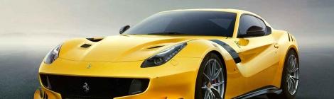 Ferrari F12tdf, una evocación al Tour de Francia