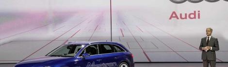 EL FUTURO TAMBIEN PUEDE SER A GAS: EL NUEVO AUDI A4 AVANT G-TRON
